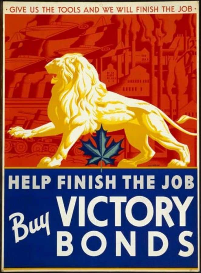 Самая эффективная рекламная компания во время Второй мировой войны (3 фото)