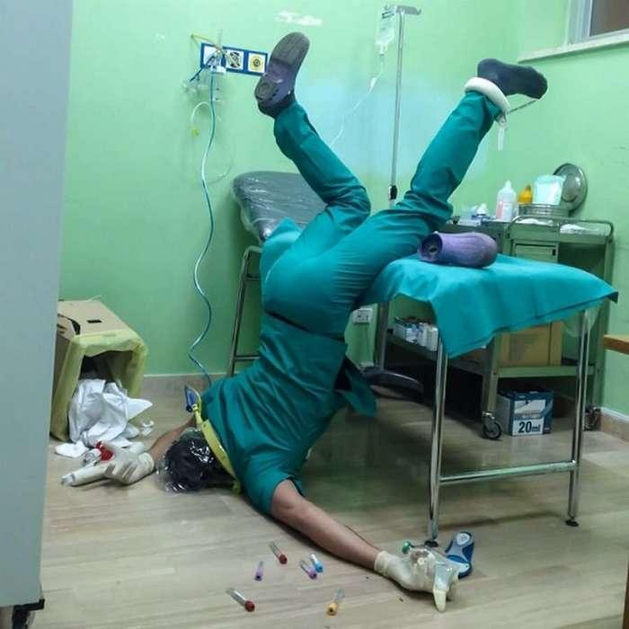 Больничный триллер