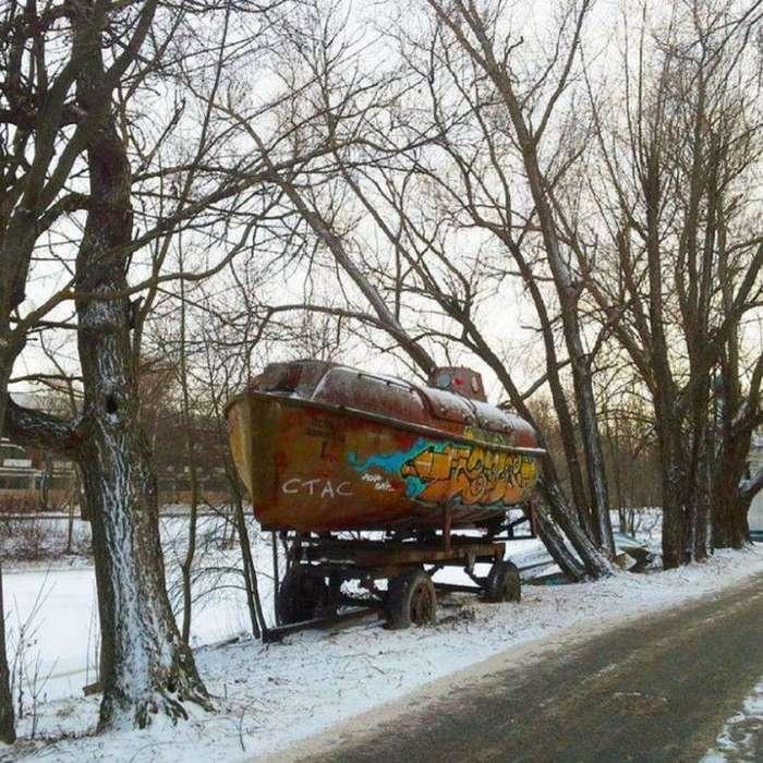 Такое возможно только в России (67 фото)