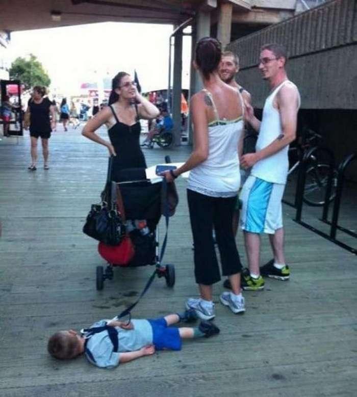 Чудо-родители (16 фото)