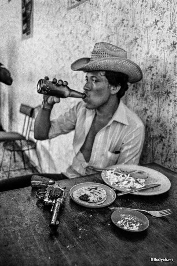 Редкие старинные фотографии со всего мира (28 фото)
