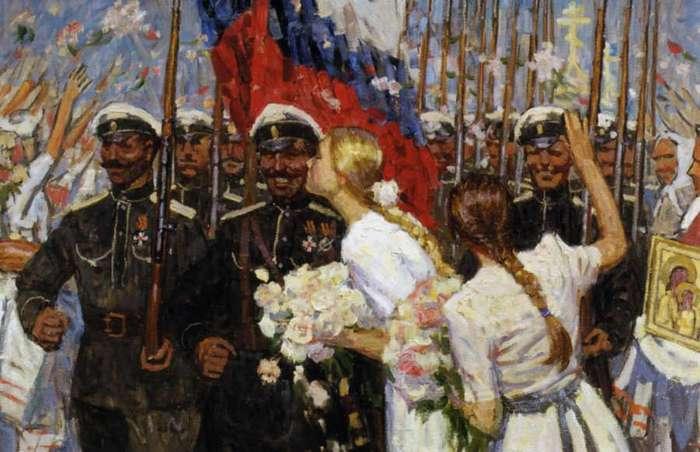 Что было бы с Россией, если бы победили белые? (3 фото)