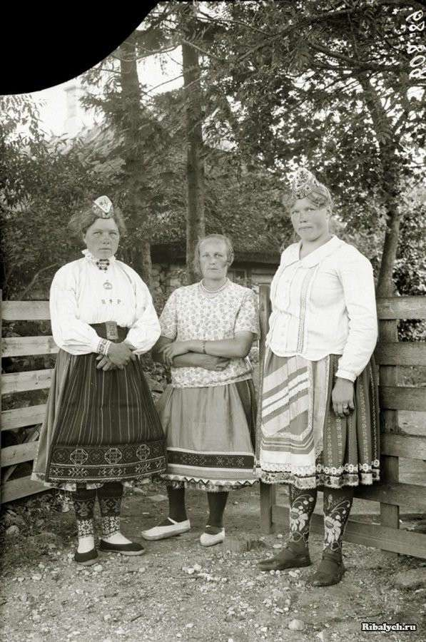 Путешествие в прошлое с архивными фото (38 фото)