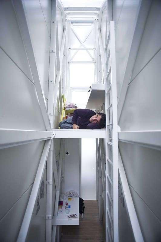 Каково это — жить в самом узком доме в мире