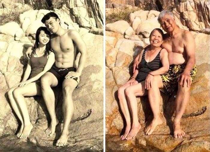 Эти пары доказали: вечная любовь - не выдумка!