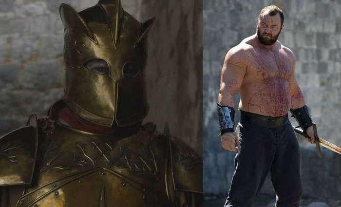 15 актеров -Игры престолов- без грима и масок