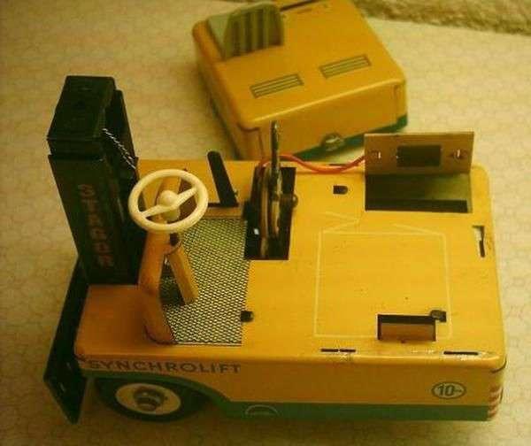 Мечта советского ребенка - игрушки из ГДР