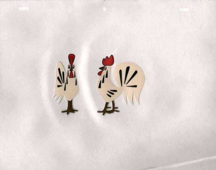 Как создавался мультфильм -Бременские музыканты-