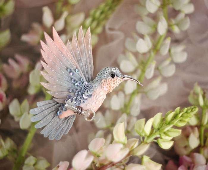 Райские птицы Юлии Гориной
