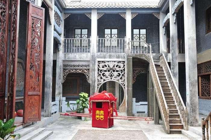 Дялоу - не китайские китайские дома
