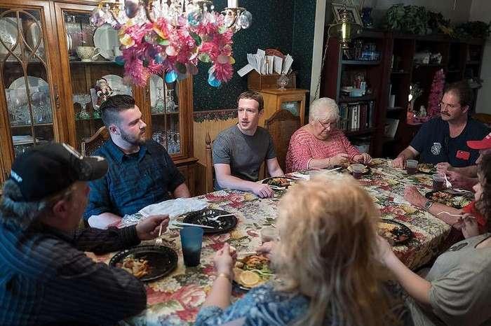 На что тратит свои миллиарды Марк Цукерберг?
