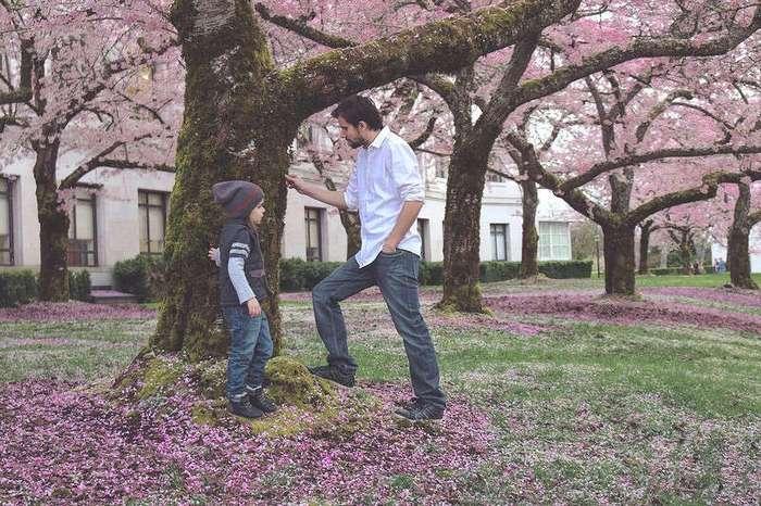 6 вещей, которые ребёнок может получить только от отца