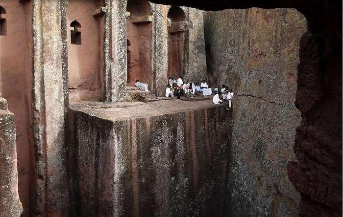 Удивительные подземные объекты мира