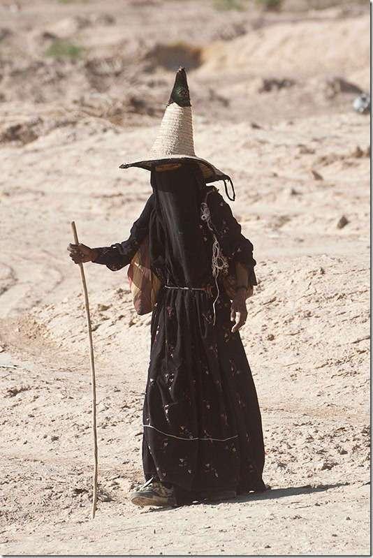 Cказочные ведьмы из Хадрамаута