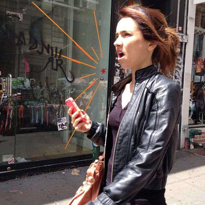 Люди на улицах Нью-Йорка: самые необычные моменты из жизни прохожих