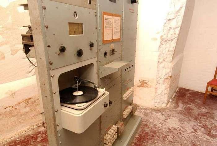 Британский секретный подземный город, построенный для защиты власти во времена -холодной войны-