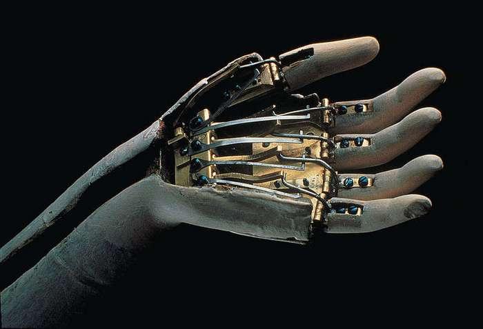 Робот возрастом в 250 лет работает и сейчас