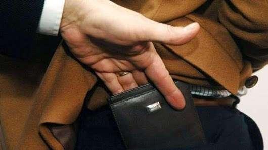 Приемы карманников