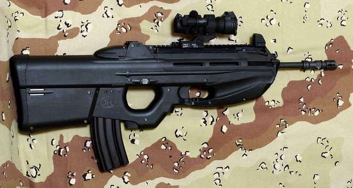 Винтовка FN F2000