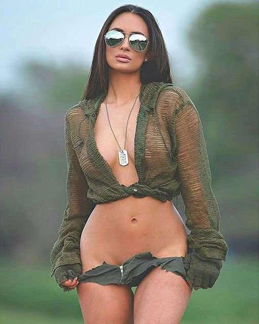 Чертовски красивые девушки с ШИКарными формами. Фото красивых девушек 020617-167-67