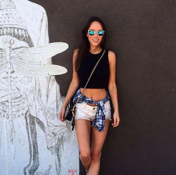 Чертовски красивые девушки с ШИКарными формами. Фото красивых девушек 020617-177-35