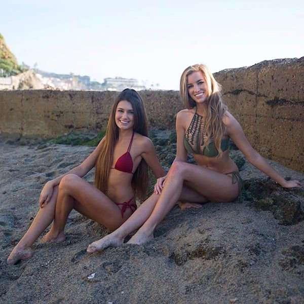 Чертовски красивые девушки с ШИКарными формами. Фото красивых девушек 020617-179-83