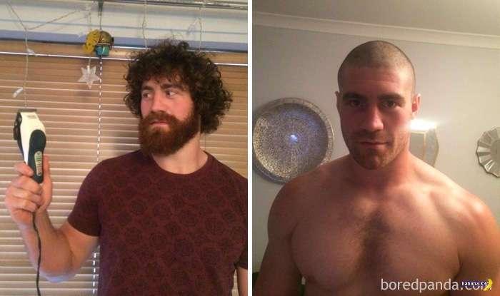 Есть борода, нет бороды –разные люди!