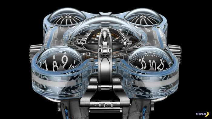 """Инопланетные часы """"Alien Nation"""""""