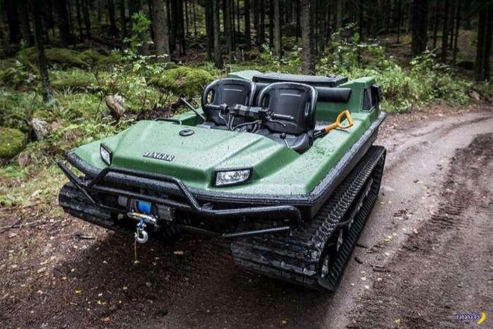 Tinger Track C500 ATV