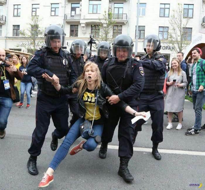 История одного протеста
