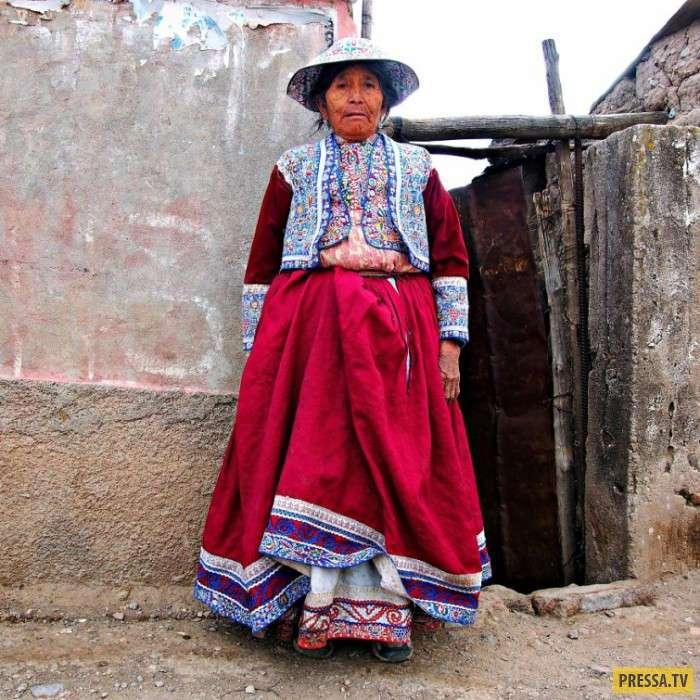 Модники и стиляги из разных стран (21 фото)