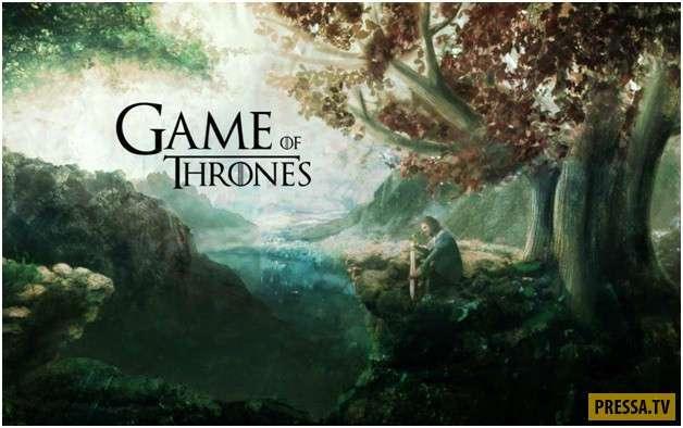 Съёмки сериала -Игра престолов- спасли целую страну от краха (5 фото)