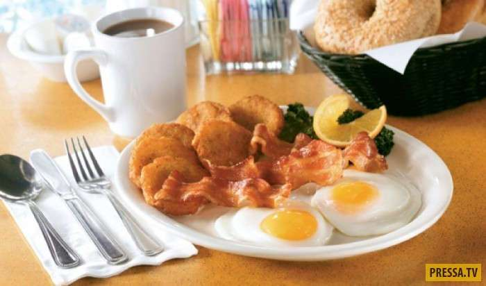 Вредные привычки: что желательно не делать сразу после еды (7 фото)