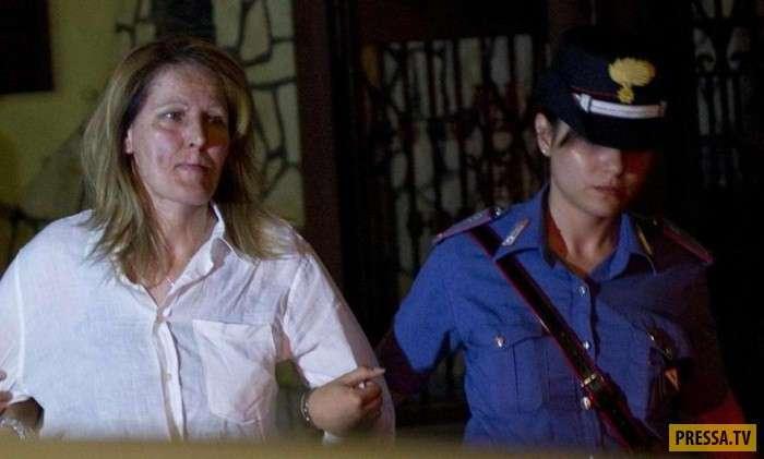 ТОП-7 женщин которые возглавляют опасные банды (7 фото)