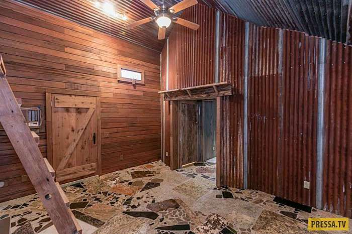 Уникальный дом в виде ковбойского сапога (15 фото)