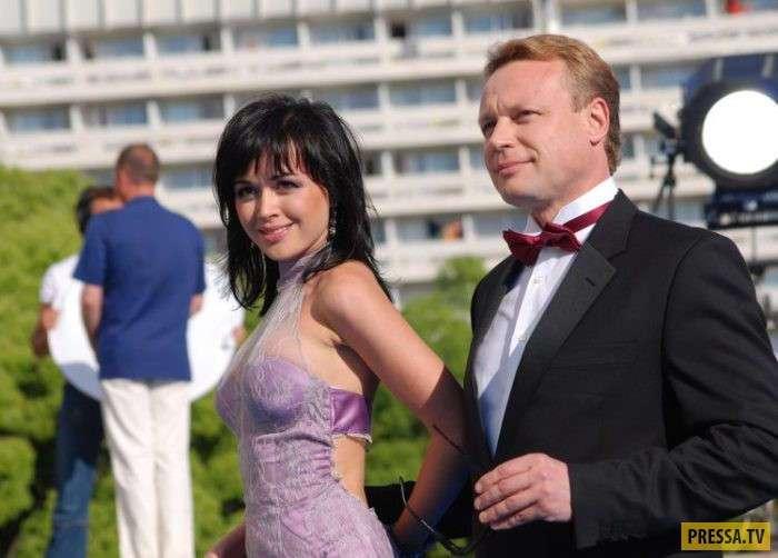 Сергей Жигунов и Вера Новикова: второй шанс (17 фото)