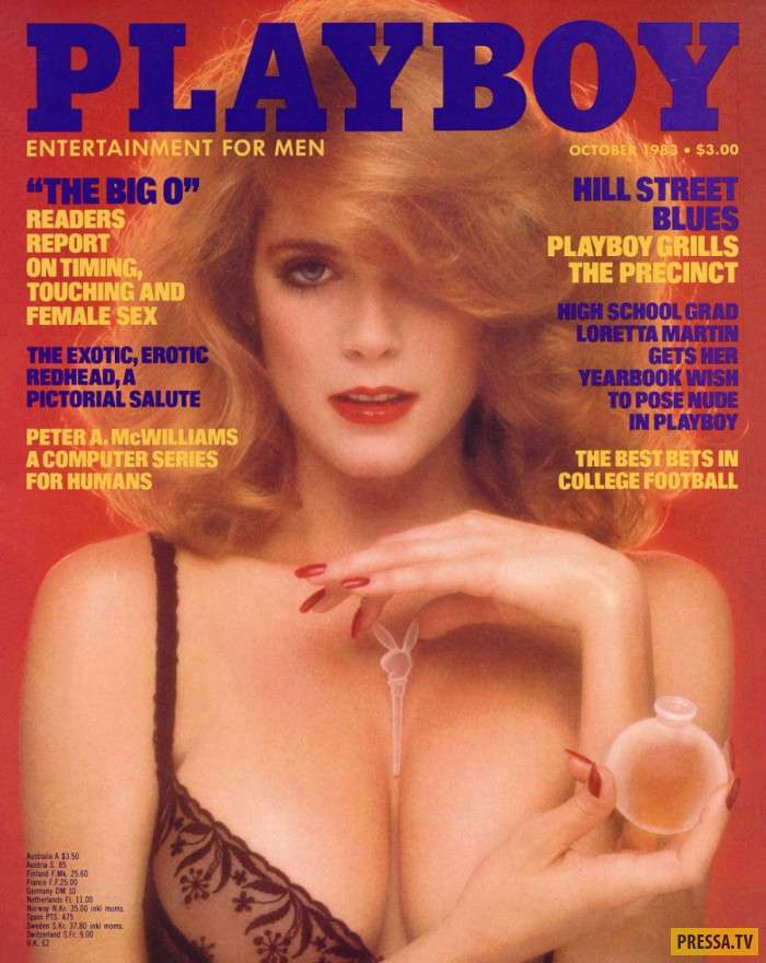 """Модели с обложек """"Playboy"""" через 30 лет (14 фото)"""