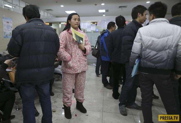 Поразительные факты о жизни в Китае (16 фото)