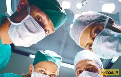 Посвящение в медики