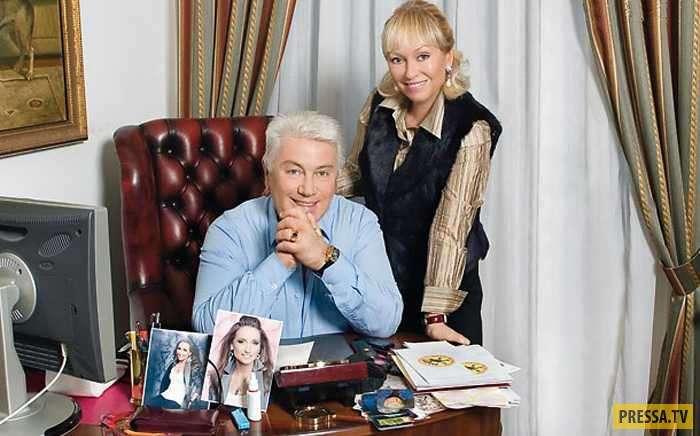 Владимир Винокур и Тамара Первакова: любовь, начавшаяся с фиктивного брака (15 фото)