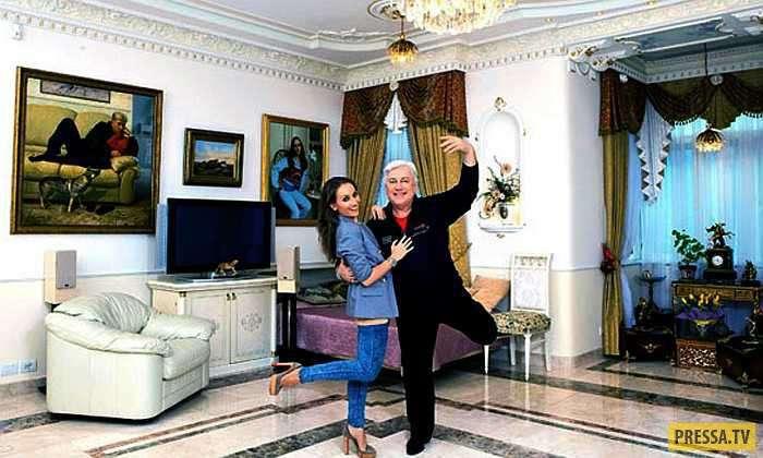 Владимир Винокур и Тамара Первакова: любовь, начавшаяся с фиктивного брака (15 фото + видео)