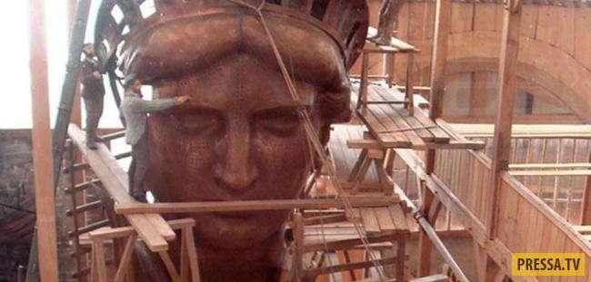 ТОП-10 интересных фактов о Статуе Свободы (10 фото)