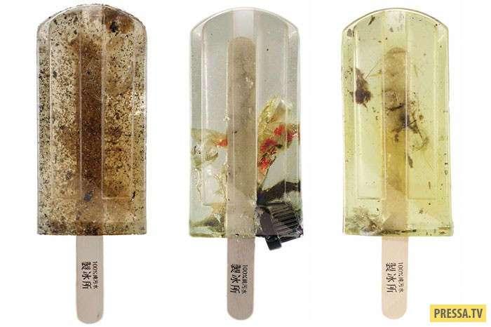 Мороженое из сточных вод (12 фото+1 видео)