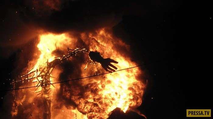 Весёлые и экстремальные, фестивали и праздники в мире (12 фото)