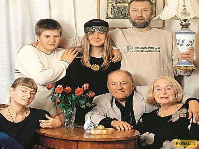 Лев Дуров и Ирина Кириченко: с первого взгляда и на всю жизнь (10 фото + видео)