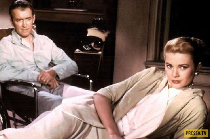 Грейс Келли - актриса, разбившая сердце великому Хичкоку (32 фото)