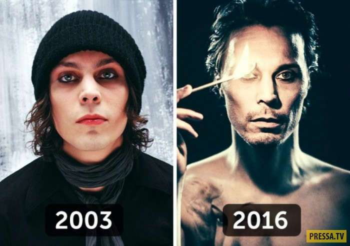 Как изменились рок-идолы молодежи 2000-х (13 фото)