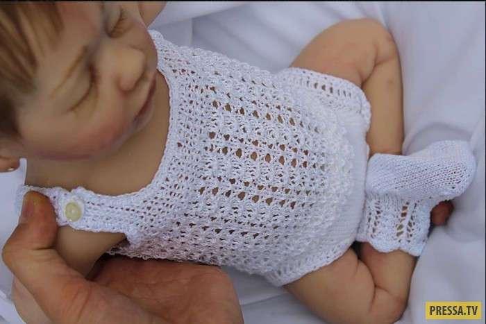 Реалистичные куклы-младенцы испанской компании BabyClons (13 фото)