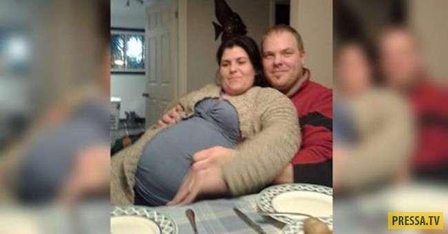 Она сообщила ему, что он станет отцом пятерняшек, но это оказалось страшной ложью! (7 фото)