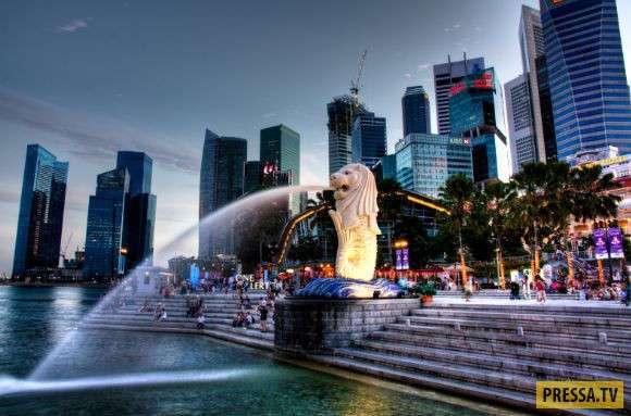 Впечатления о Сингапуре